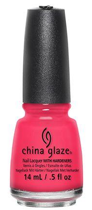 China Glaze Nail Polish Pool Party 80945