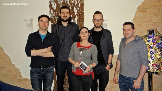 Atom String Quartet i Izabella Jarska