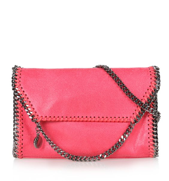 Clutch FALABELLA von STELLA MCCARTNEY  www.REYERlooks.com
