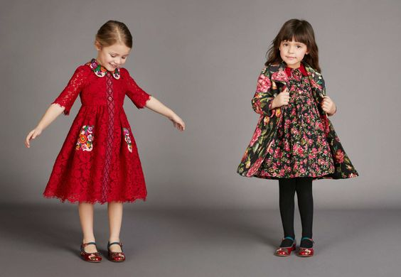 Kid's Wear - Dolce&Gabbana AW 2017/18