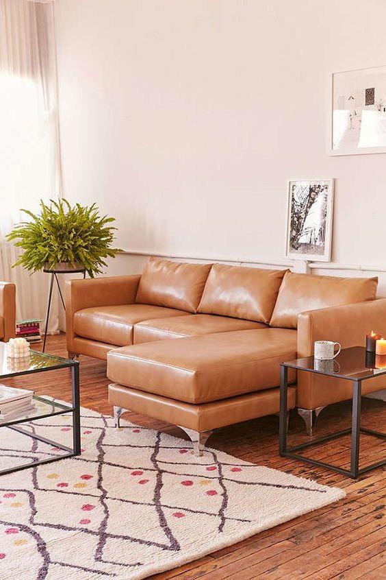 Mua sofa da tphcm và nên chọn sofa toàn bộ da hay nửa da