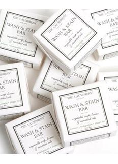We developed THE LAUNDRESS Wash & Stain Bars as an alternative to removing tough stains on your sweaters, delicates and more. This product can be used for spot cleaning, hand washing or laundering on the go! The Wash & Stain Bar is best when used for working on stains found on collars, cuffs, small straps & other tricky areas. Not recommended for wine or tea stains. They're not just for washing...place in a drawer, closet and luggage for added freshness. Airplane friendly.: Collar Stains, Products Wash, Stain Bar, Cuff Stains, Laundress Products, Laundress Wash, Katalina Products, Cleaning Products, Product Wash
