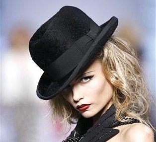 черная шляпа - Поиск в Google
