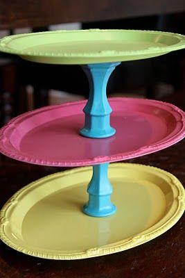 DIY Cupcake tray
