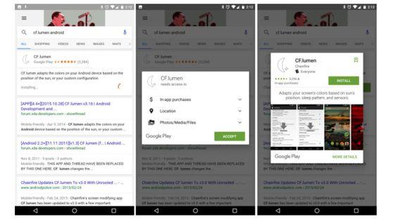 Aplikasi Google Now Bisa Di Instal Aplikasi Android Dengan Melalui Hasil Pencarian! - http://kangtekno.com/aplikasi-google-now-bisa-di-instal-aplikasi-android-dengan-melalui-hasil-pencarian/