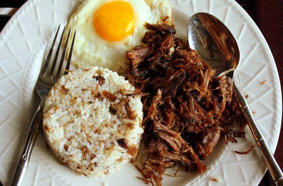 Manila Spoon: Roast-Si-Log - Roast Beef - Sinangag [fried rice] - Itlog [egg]