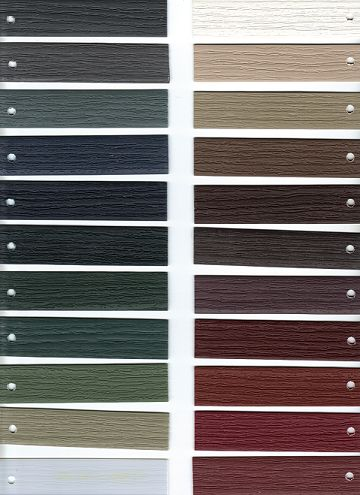 Shutter Colors For Gray Siding Shutter Color Chart