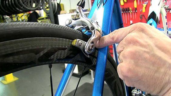 Comment régler les patins de freins ? - Conseils techniques ASO Challenges