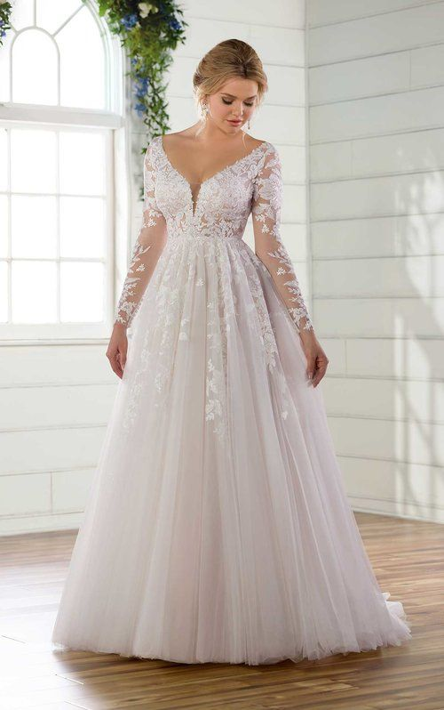 D2737 Gown By Essense Of Australia In Search Of A Style Statement