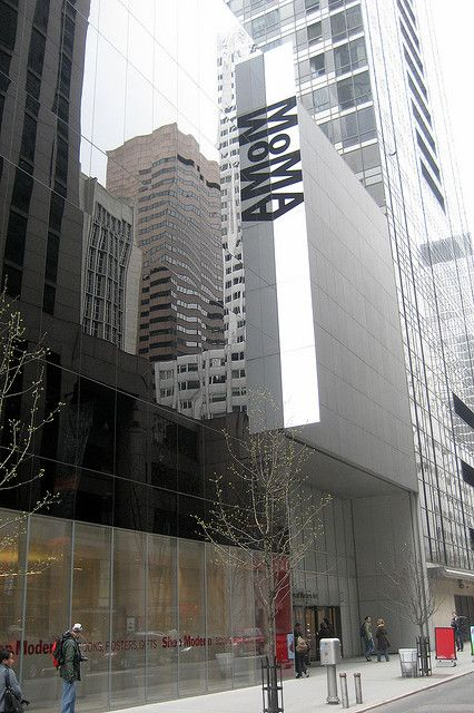 New York - MoMA - The Museum of Modern Art (MoMA) was founded in 1929 and is often recognized as the most influential museum of modern art in the world.: