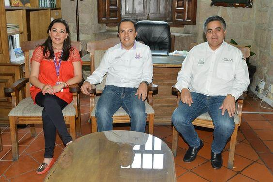 """El Ayuntamiento de Morelia en alianza y coordinación con el gobierno estatal y el federal, dotará de las facilidades para realizar la """"Feria del…"""