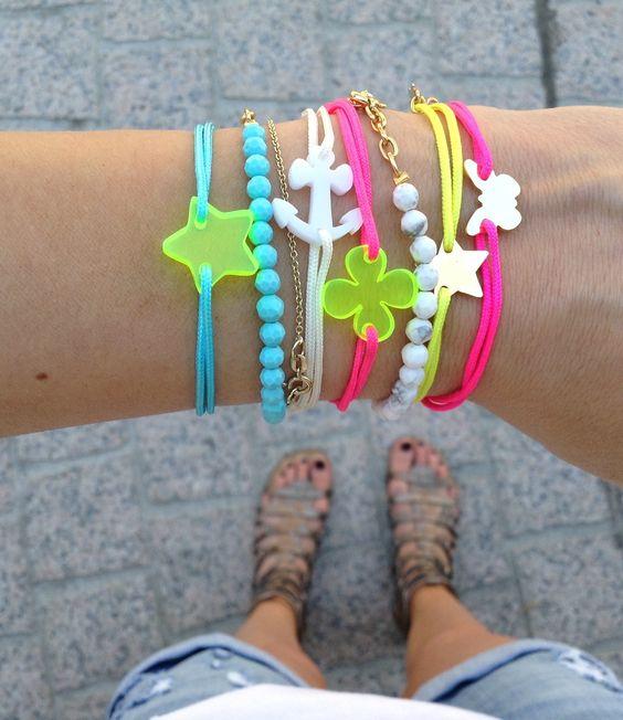 Borboleta bracelets