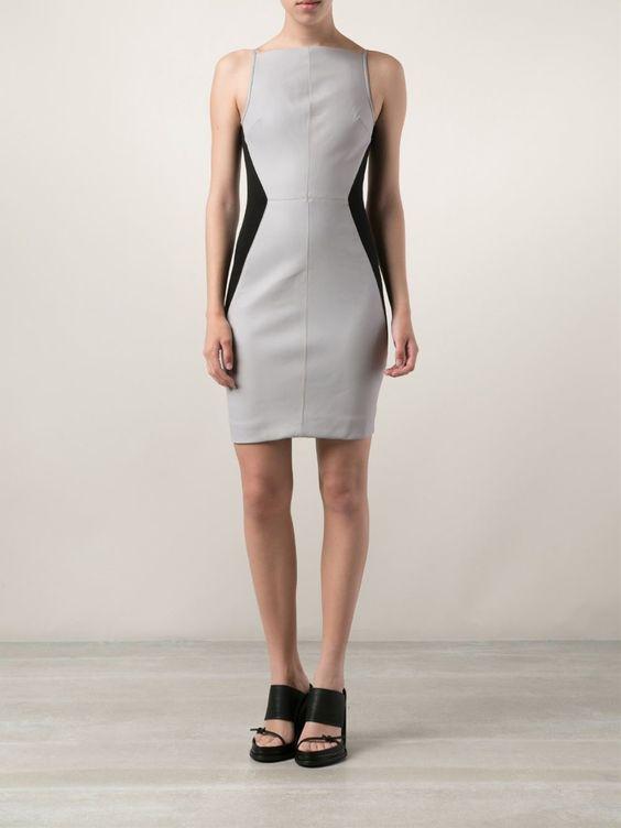 Gareth Pugh Bodycon Dress - Odd. - Farfetch.com