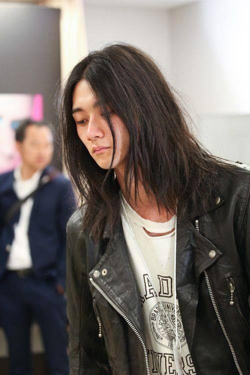 Pin By Josh Emmett On Those Faces Josh Loves To Look At Long Hair Styles Men Asian Men Long Hair Boys Long Hairstyles