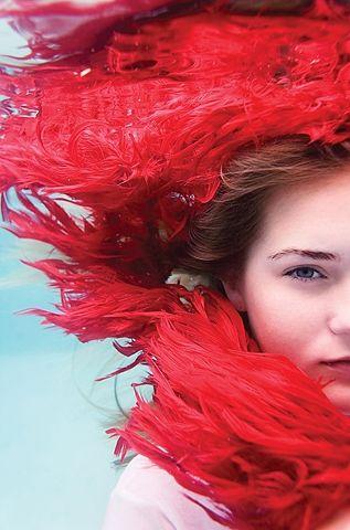 taken underwater elena kalis