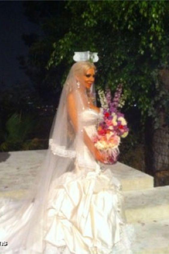 Josie Stevens Wedding Dress