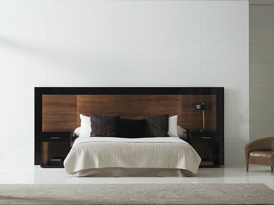 Деревянное изголовье для кровати - Horizon - http://mebelnews.com/derevyannoe-izgolove-dlya-krovati-horizon