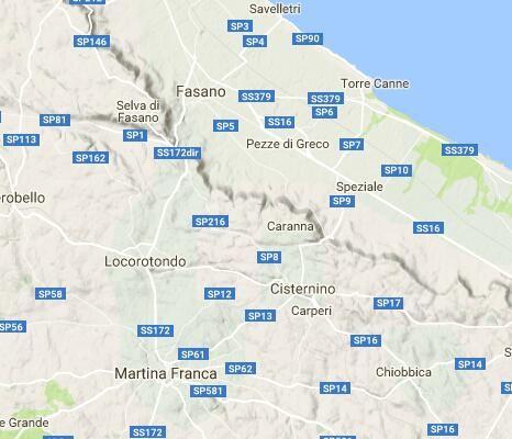 Locorotondo DOC | Apulien | Italien | Weinführer | Wein-Plus