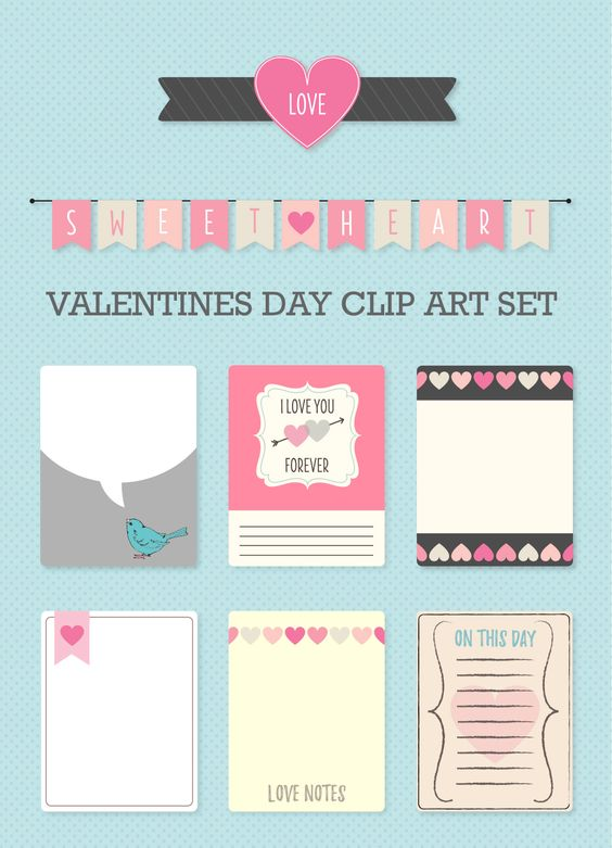 Free Vector Art - Valentine's Day Vector and Clipart