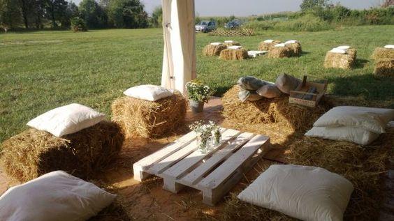 decorazioni matrimonio in campagna - Cerca con Google