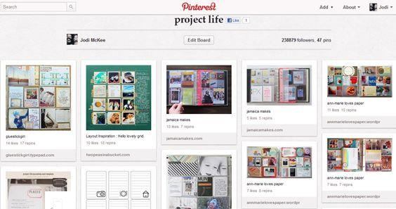 Jodi McKee Photography - blog - projectlife