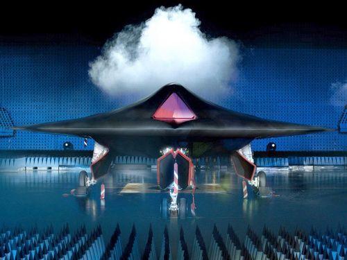 uk taranis flying wing drone