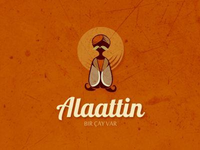 Alaattin logo  #logo #logodesign #logo inspiration