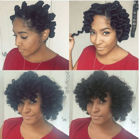 Pin On Natural Hair Styles For Black Women