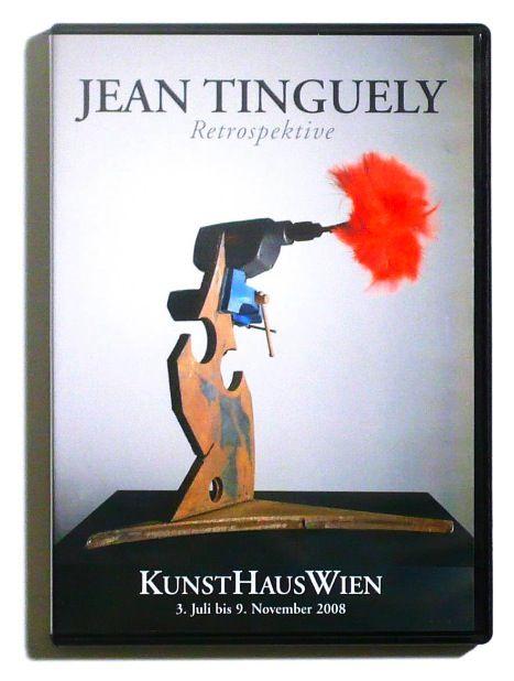 Tinguely, Jean. Jean Tinguely: Retrospektive; Kunsthaus Wien, 3. Juli Bis 9. November 2008. Wien: KunstHaus Wien, 2008.