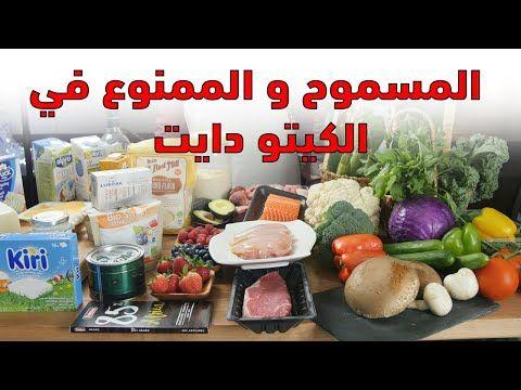المسموح و الممنوع بالكيتو دايت مع الشيف عبير منسي Youtube Keto