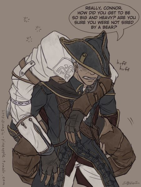 [AC3] Father and Son