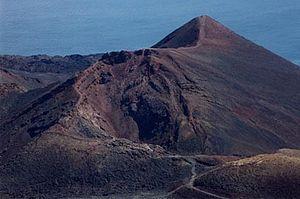 La Palma - Volcan Teneguia