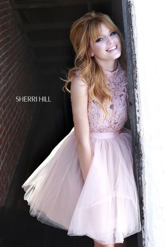 I think Bella Thorne is a amazing girl! I wish I could be her when I grow up!