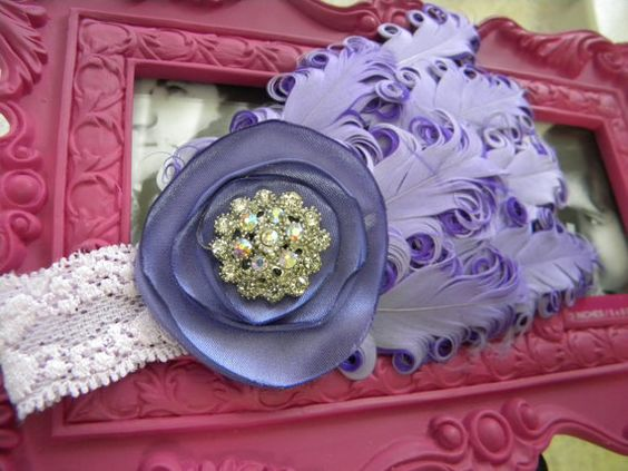 Glam Vintage Inspired Beautiful  Lavender by DianaVintageBoutique, $16.50