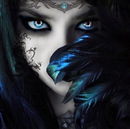 Il pavone blu