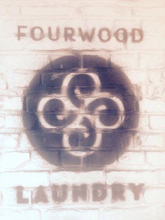 Fourwood Laundry Logo