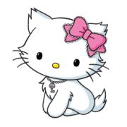 This is possibly the cutest Hello Kitty ever!