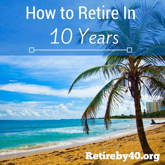 Is it possible to retire in 10 years? Yes, it is possible, but it isn't easy. Let's see how the numbers work out in our trusty retirement calculators.