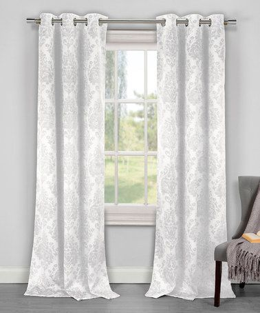 Grey And White Blackout Curtains Linen Blackout Curtains