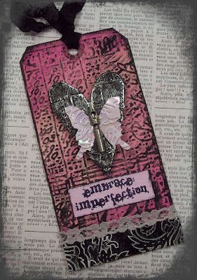 butterfly  embrace imperfection