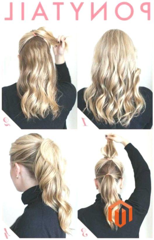 Coiffures Faciles Au Travail Pour Cheveux Mi Longs Ea Cheveux Coiffures Faciles Milongs Easy Hairstyles For Long Hair Easy Hairstyles Lazy Hairstyles