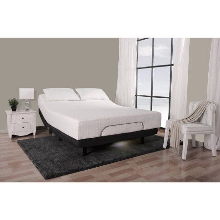 b5b7a099e04bb63111f79cdf3ffcf72a - Better Homes And Gardens 13 Adjustable Steel Bed Frame