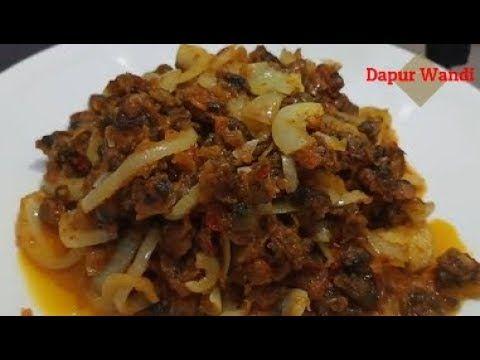 Resep Sambal Kerang Cili Api Youtube Di 2020 Resep Masakan Masakan Resep