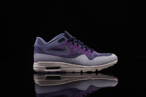 "Nike Air Max 1 Ultra Flyknit ""Ocean Fog"":"
