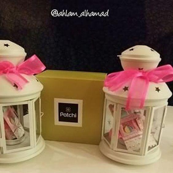 سبحان الله وبحمده On Instagram فكرة كلها ذوووق للتوزيعات افكار ابداع ابتكار فكرة فن عيديات توزيعات Ramadan Gifts Eid Crafts Party Giveaways