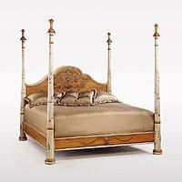 Venetian Bed From Ferguson Copeland For The Home