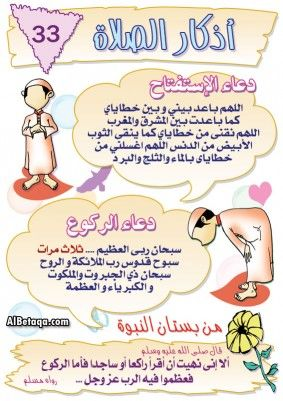 دعاء الصلاة Islam Beliefs Islamic Inspirational Quotes Islam Facts