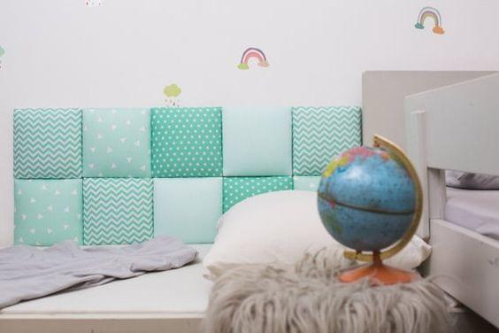 44+ Headboard cushion wall pillow ideas