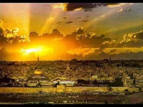 Yerushalayim shel zahav - Yossi Azulay