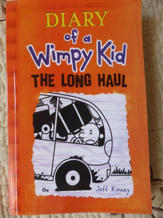 Yay!! No School ! This is the ninth book about Greg Heffley (the Wimpy Kid) of…